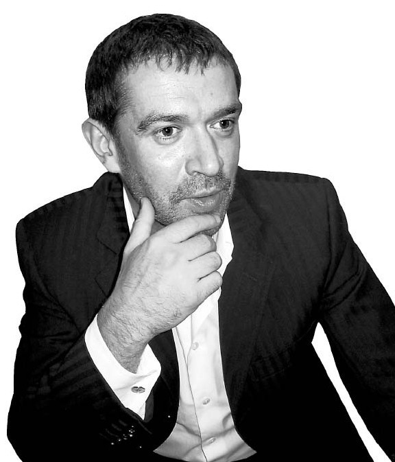 Кто по национальности Владимир Машков
