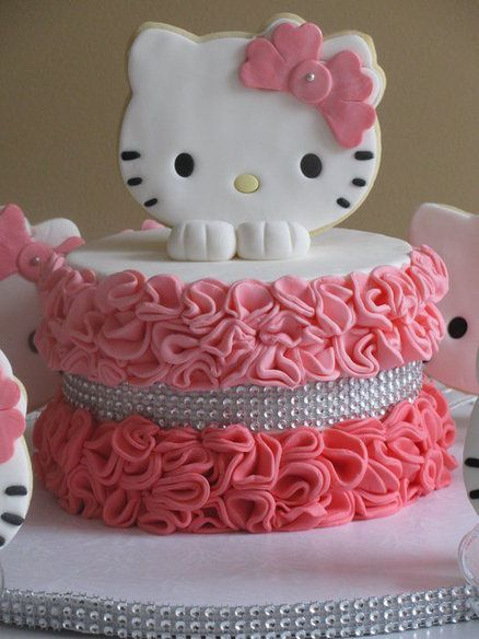 Как красиво оформить пирожные