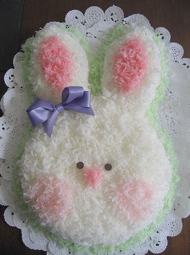 заяц - торт