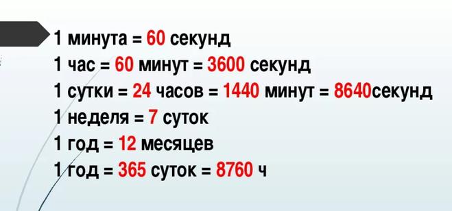 Если значение больше 59, оно будет пересчитано в часы, минуты и секунды.
