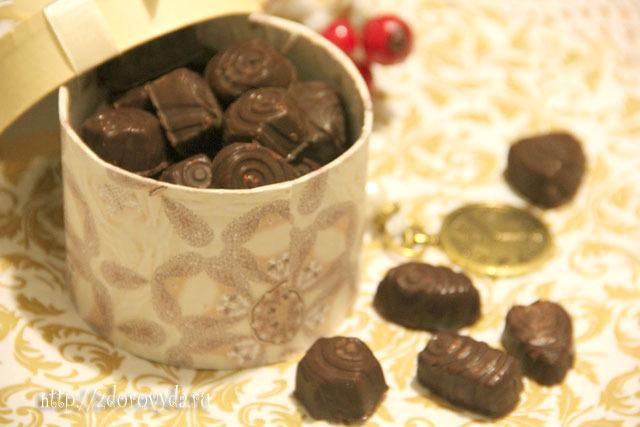 Как сделать шоколад из горького в домашних условиях