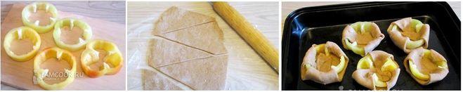 Как сделать тарталетки если нет формы 869