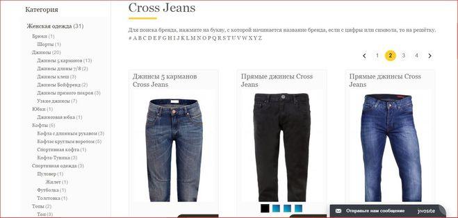 модныя одеждa