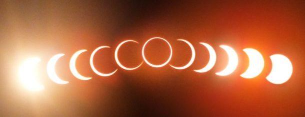 Когда будут лунные и солнечные затмения в 2017 году. Календарь затмений 2017