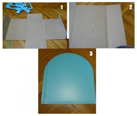 Как сделать коробку своими руками с крышкой