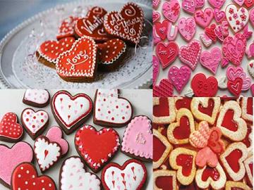 Рецепт съедобных валентинок своими рукми 14 февраля