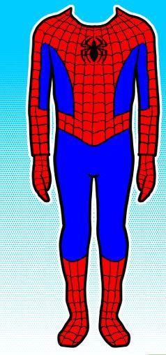 Костюм Человека-паука своими руками. Как сделать костюм