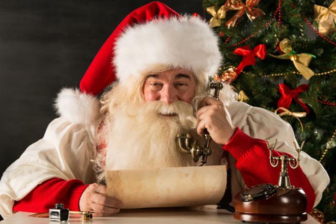 Как позвонить Деду Морозу бесплатно