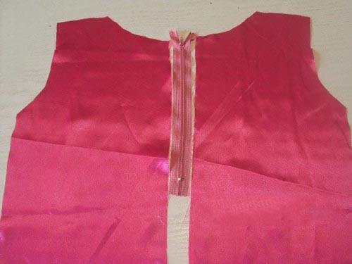 платье на выпускной в детский садик мастер-класс