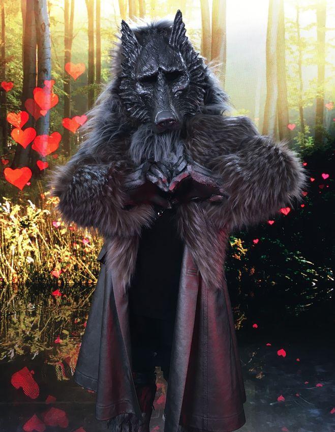 волк из шоу маска нтв
