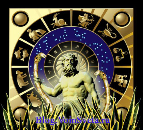 Общий гороскоп на 2017 год для Змееносцев?