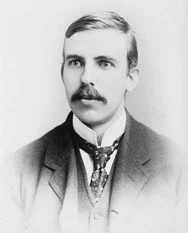Ernest rutherford biography writing