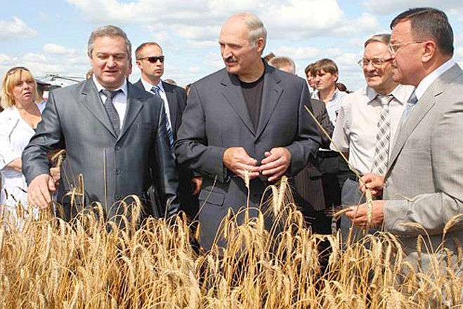 Лукашенко - батька для народа