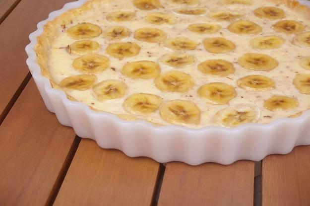 Творожная запеканка с яблоками и бананом рецепт пошагово в