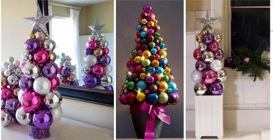 Сделать елку своими руками из шариков