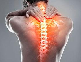 боли при патологии грудного отдела позвоночника и остеохондрозе