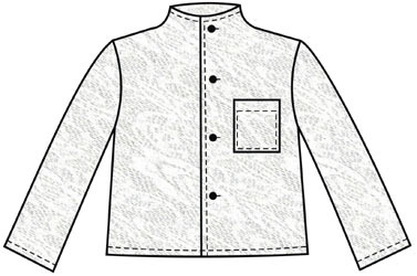 Бесплатная выкройка джинсовой куртки
