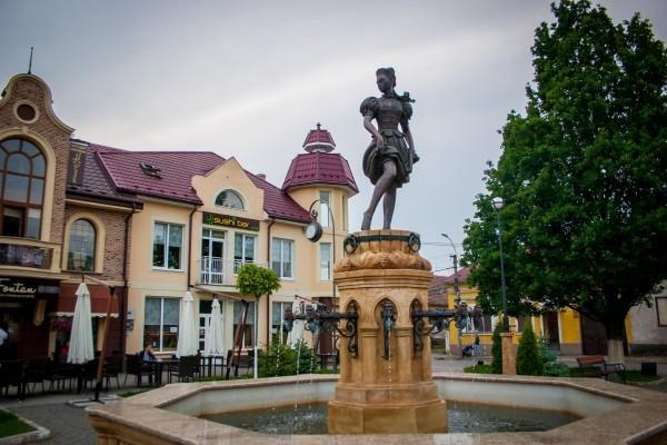 Какой украинский город носит виноградное название и что о нём известно?