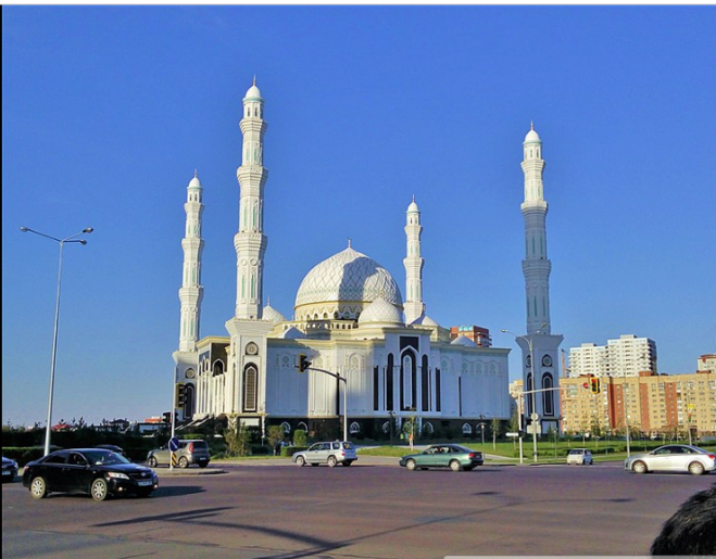 соборая мечеть астаны