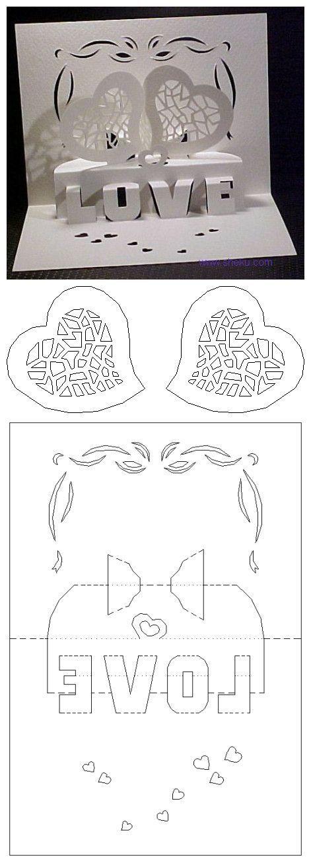 Как сделать киригами своими руками