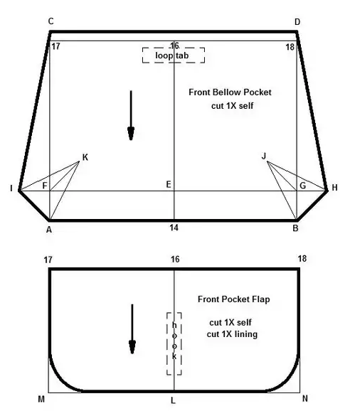 Джинсовая сумка своими руками мастер класс выкройка 32