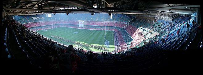 стадион Миллениум финал лиги чемпионов 2017