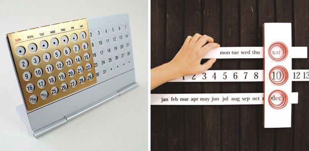 Как сделать календарь своими руками кубики