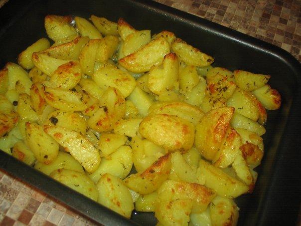 Как сделать чтобы картошка не была сухой 123