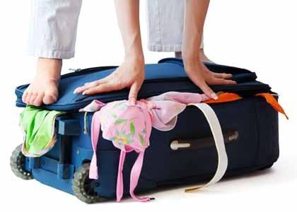 Как выбрать дорожную сумку на колесиках