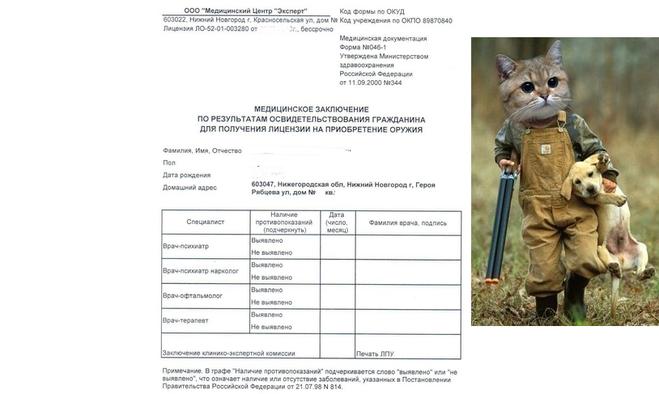 Сколько стоит водительская медицинская справка в Москве Нижегородский