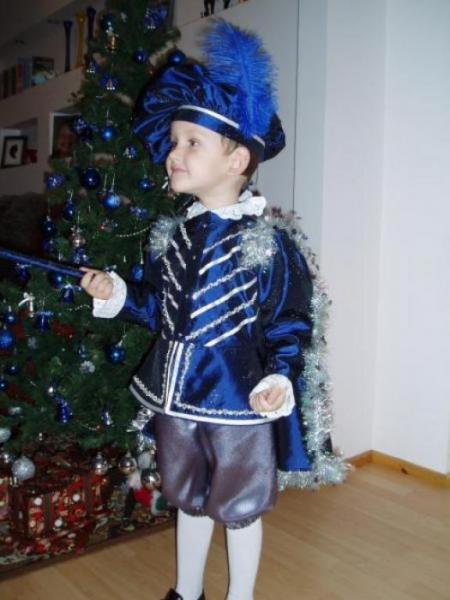 Карнавальный костюм для мальчика своими руками быстро 97