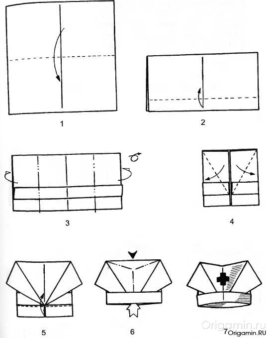 Вязание набор петель 50