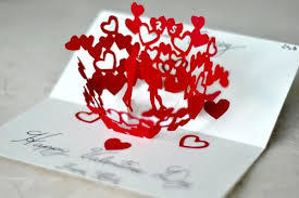 поделка валентинка своими руками на 14 февраля