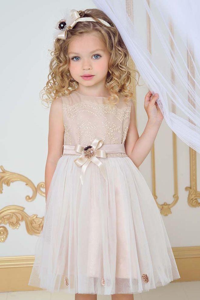 Платья для маленьких девочек как сшить фото 316