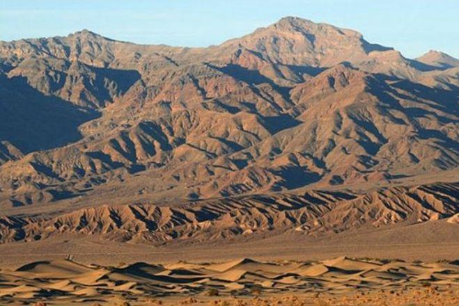 Дюны Намибии