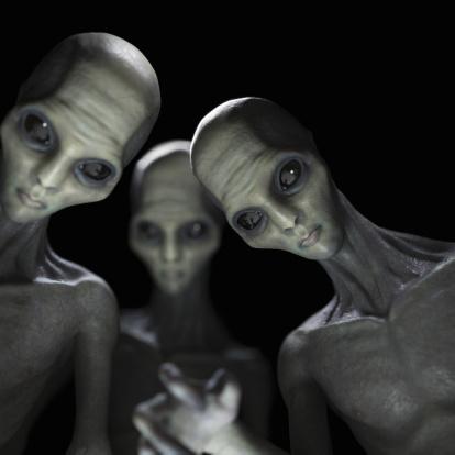 В курске найден человек,»похищенный инопланетянами»
