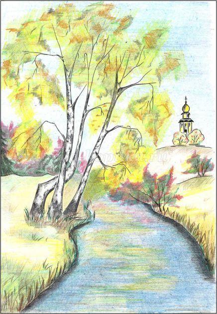 Овен рисунки карандашом 23