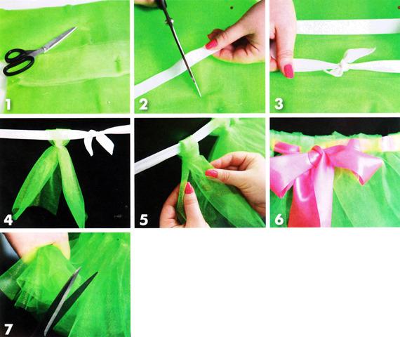 Как сделать пачку своими руками пошагово