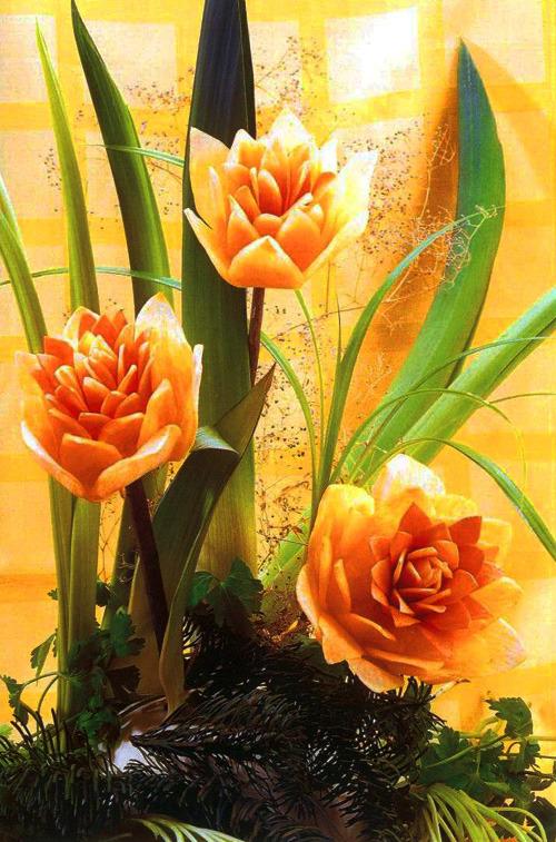 Цветок лилии из бумаги своими руками пошаговое фото 167