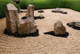 сад камней, как сделать сад камней на своем участке