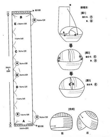 шапка чалма спицами или крючком идеи фото описание схемы вязания