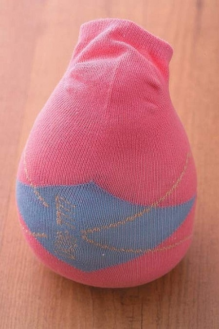 кот из носков