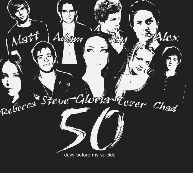 50 дней до моего самоубийства смотреть фильм