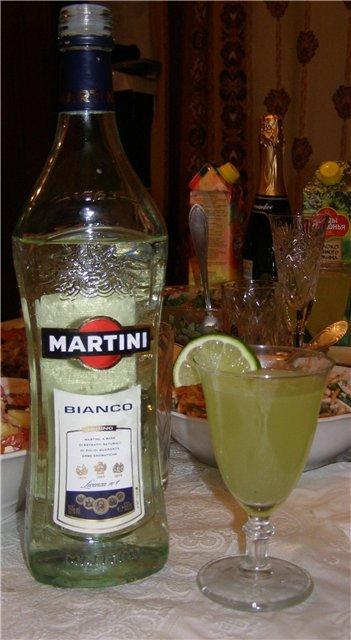 Из чего в домашних условиях сделать мартини