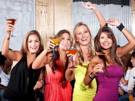Женские вечеринки фото 96979 фотография