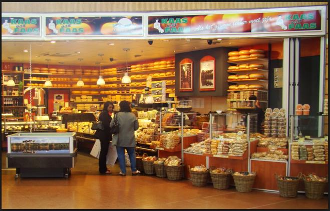 сырный магазин, Нидерланды