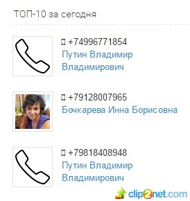 Что за сайт phonenumber.to? Откуда он взял данные миллионов россиян?