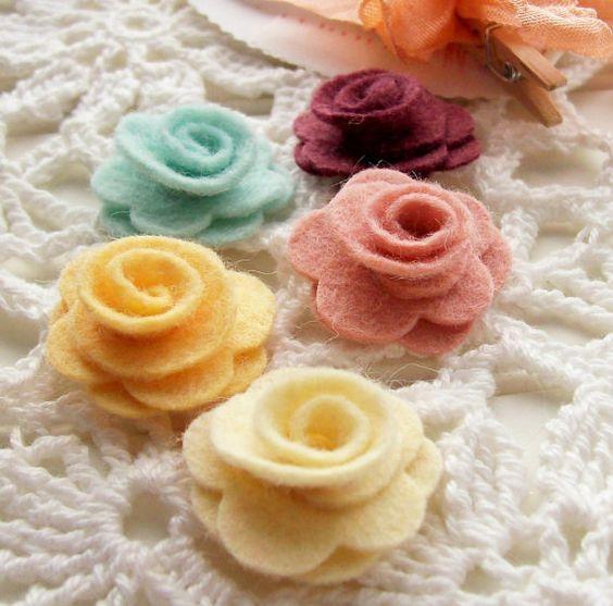 Поделки из лепестков роз фото