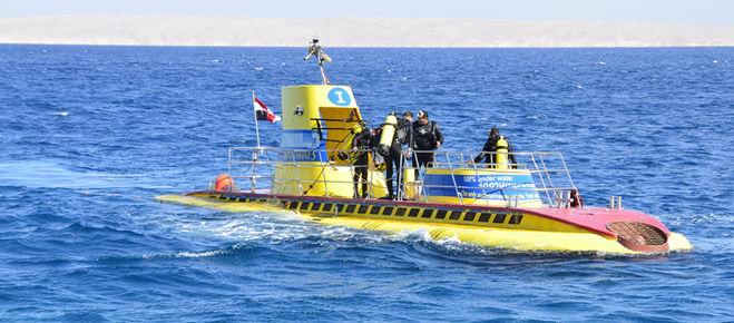 подводная лодка около америки