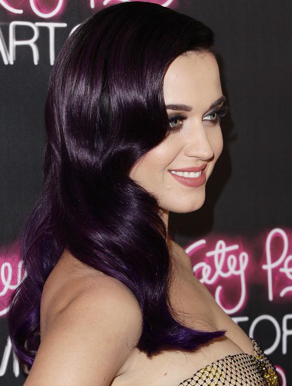 Цвет божоле на волосах фото